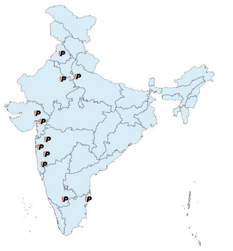 India Map Office