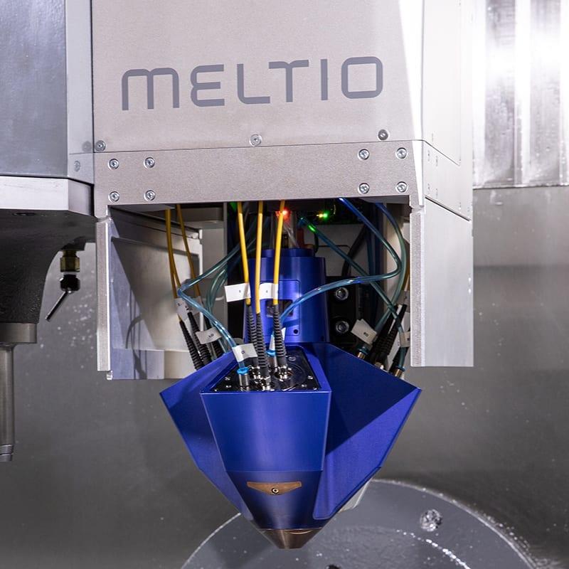 Meltio Print Head